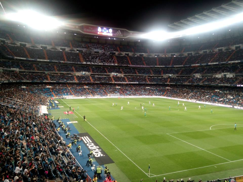 estadio santiago bernabeu picture photo