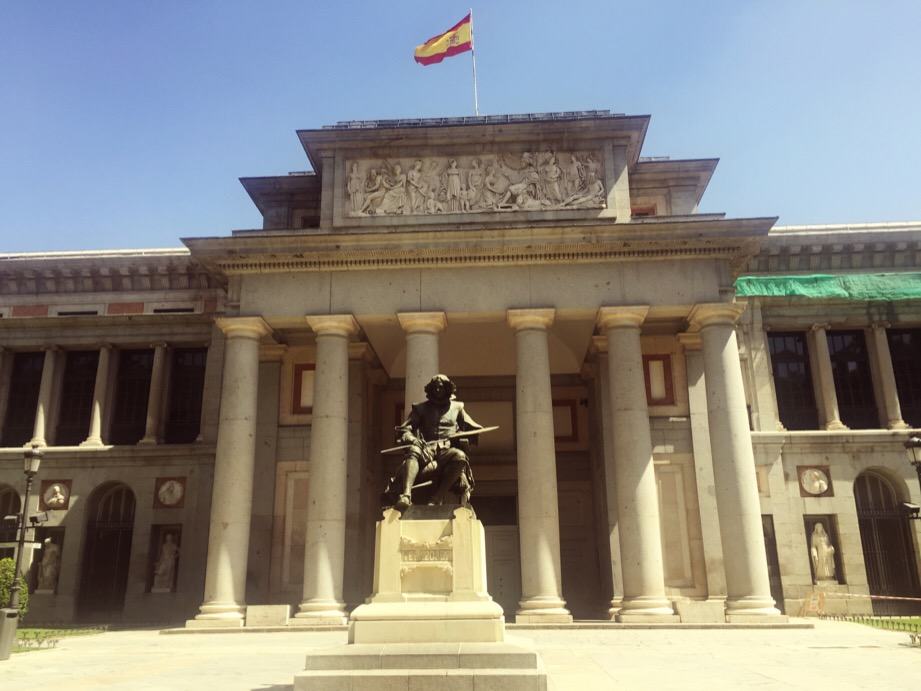 The Prado Museum Madrid [Museo National del Prado]: Major ...