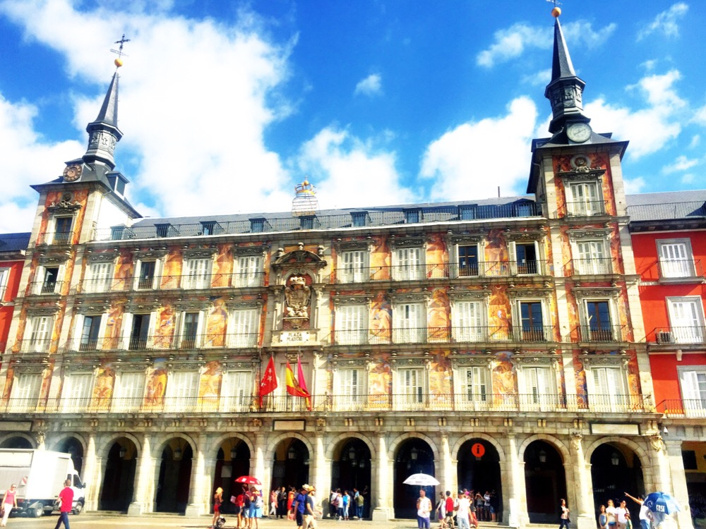 Top 10 things to do in and around plaza mayor madrid let 39 s talk madrid - Casa de la panaderia madrid ...