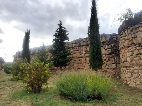 Old castle manzanares el real