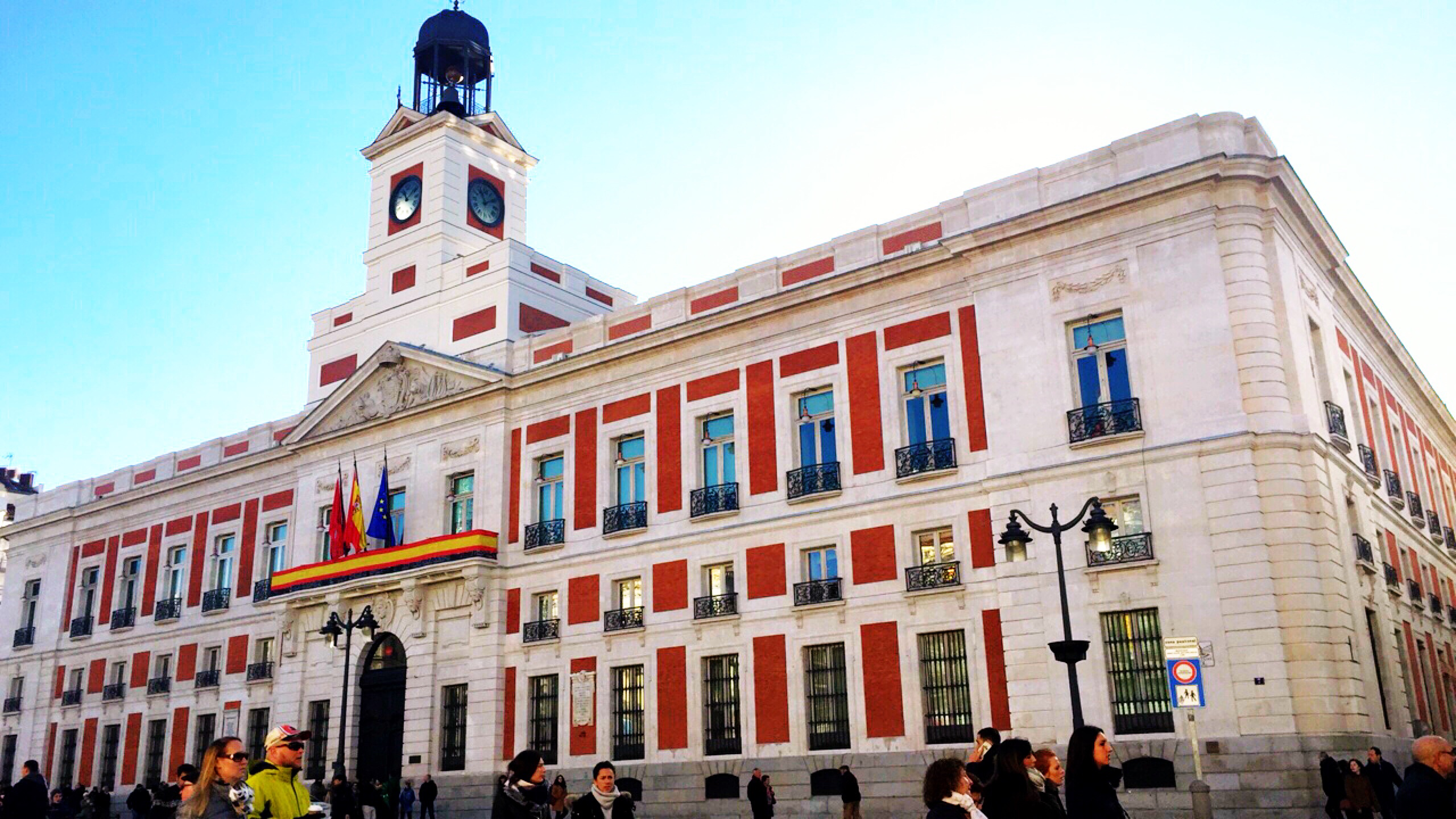madrid 39 s fascinating buildings real casa de correos let